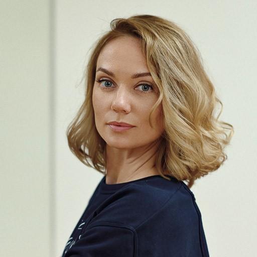 Анна Садчикова, тренер по пилатес