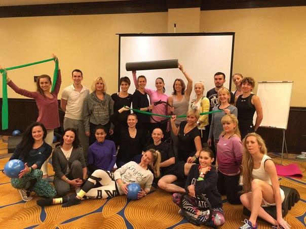 Pilates Summer Summit
