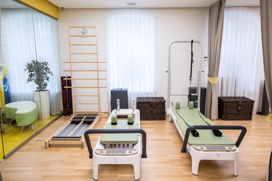 MORE Pilates: тренажеры Reformer и СoreAlign