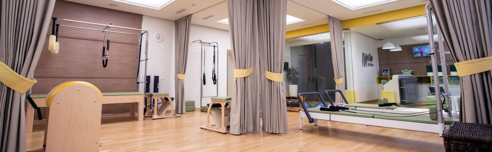 студия MORE Pilates - программа франчайзинга