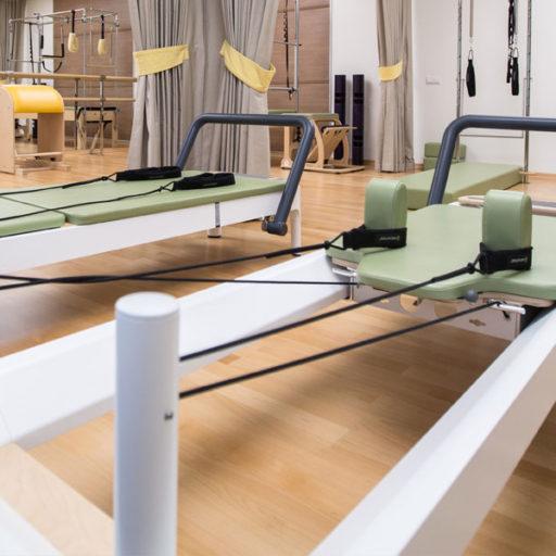 тренажеры в студии MORE Pilates