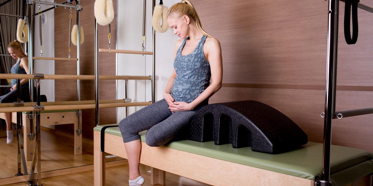 занятия пилатес для беременных