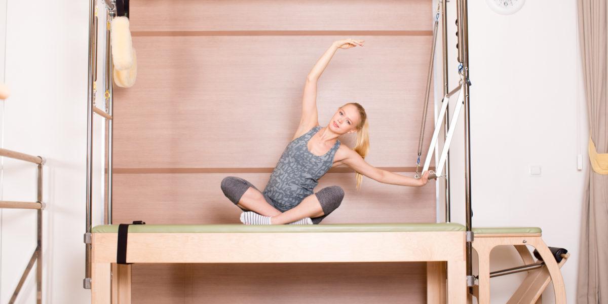 Что такое пилатес? Узнай и попробуй в студии MORE Pilates!