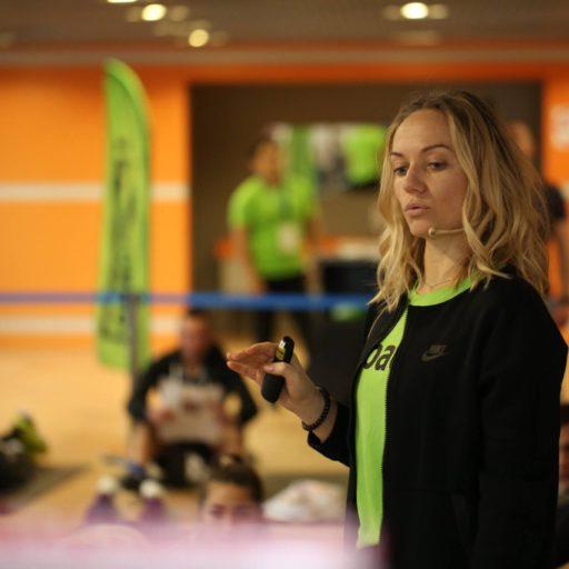 Анна Садчикова - сертифицированный тренер FMS