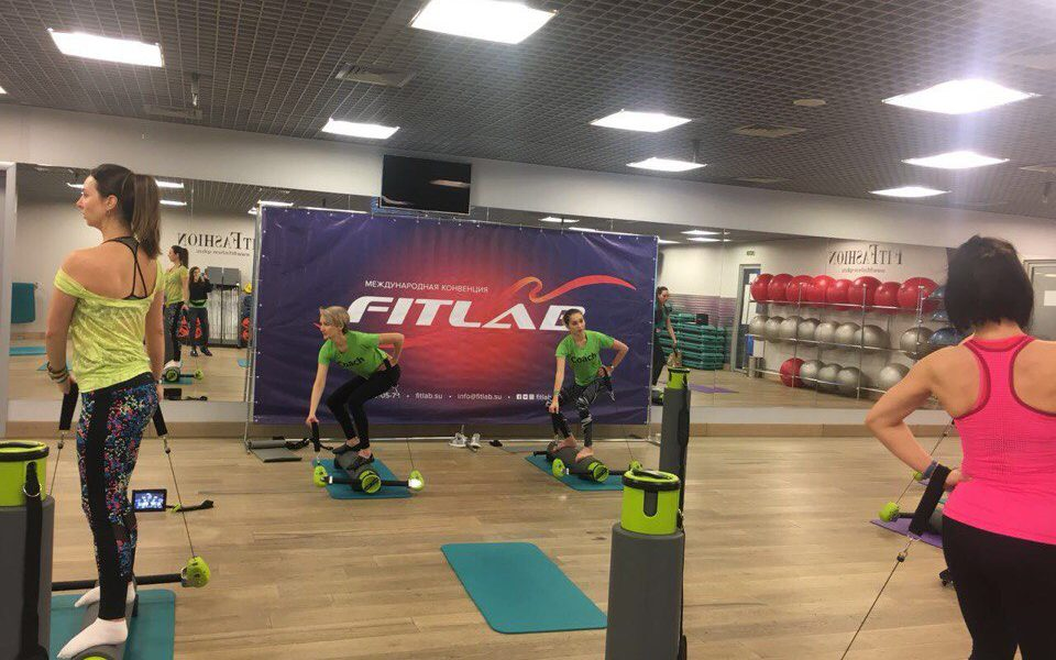 Мастер-класс MOTR от MORE Pilates