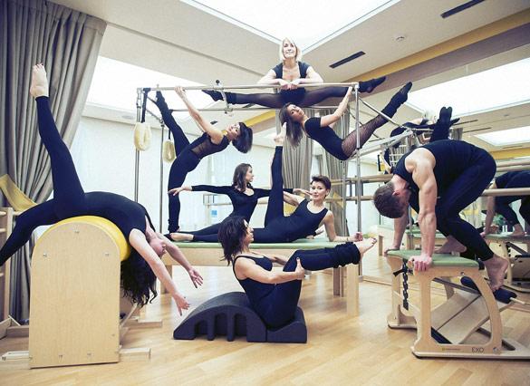 More Pilates в Санкт-Петербурге